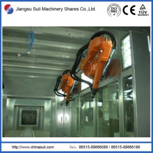 China Suli Painting Robot Automatic Spray Coating Line pictures & photos
