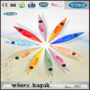 Winner Single Seats Kayak for Parent-Child Lovers pictures & photos