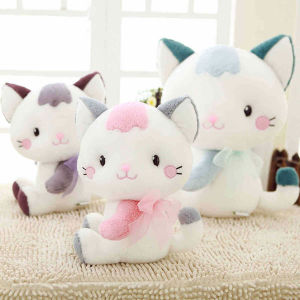 Cute White Teddy Dog Animals Plush Stuffed Toy pictures & photos