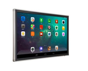65 Inch 75 Inch IR Multi LCD Touch Screen School pictures & photos