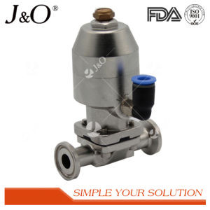 Stainless Steel Actuator Sanitary Diaphragm Valve pictures & photos