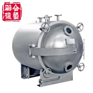 Yzg-800 Fruit and Vegetable Round Vacuum Dryer with Steam pictures & photos