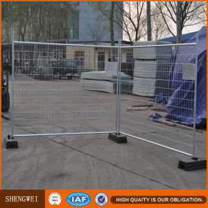 Welded Construction Site Temporary Mesh Fence Panels pictures & photos