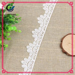2017 Fashion Sew-on Cheap Colorful Designs Chemical Lace pictures & photos