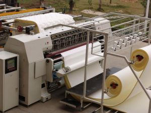 Quilting Machine for Muti- Needle Mattress Quilting Machine pictures & photos