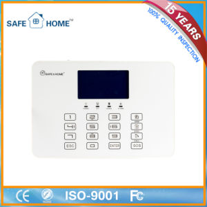 Smart GSM Home Control Panel Burglar Security Alarm System pictures & photos