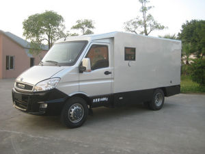 4*2, Diesel Type, Armored Iveco Cash in Transit Van, Armored Vehicle / (TBL5049XYCFA)