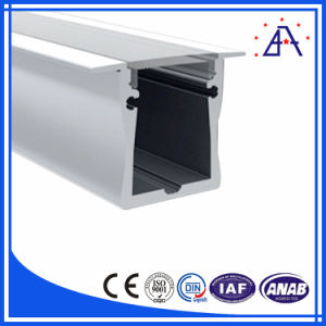 High Quality Anodized Aluminium LED Channel Aluminium Profile Housing pictures & photos
