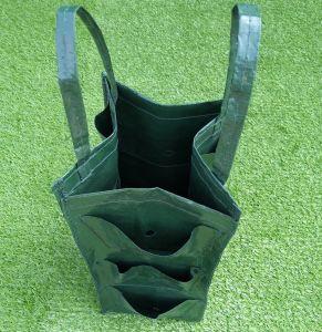 Garden Hanging Planting Bags Vertical Outdoor Indoor Planter pictures & photos