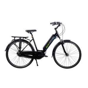26 Inch Aluminum Alloy Light Weight Alloy City Electric Bike pictures & photos