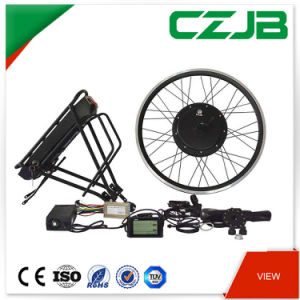 Czjb Jb-205/35 Ebike and Electric Bicycle Hub Motor Conversion Kit 48V 1000W pictures & photos