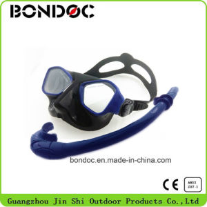 High Quality Diving Mask and Snorkel Set (JS-7049+JS-7033) pictures & photos