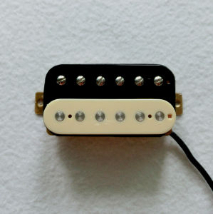 OEM AlNiCo 2 Zebra Humbucker Electric Guitar Pickup pictures & photos