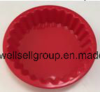 Bread Pie Flan Tart Silicone Mould pictures & photos