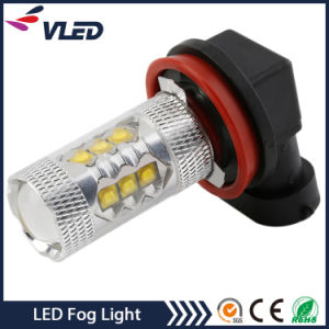 H11 H9 H8 LED Fog Light 80W 800 Lumen Factory Price Fog Light Bulbs pictures & photos