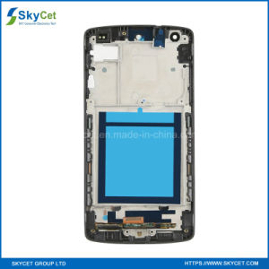 Cell Phone LCD Display Touch Screen with Frame for LG Nexus 5 D820 pictures & photos
