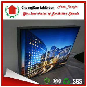 Exhibition Booth Fabric LED Light Box pictures & photos
