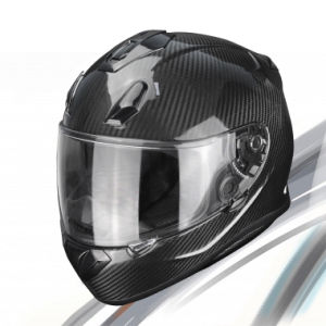 Full Face Carbon Fiber Racing Helmet motorcycle Accessory Classical Design pictures & photos