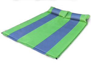 Outdoor Double Self Inflatable Mattress pictures & photos