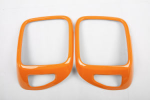 Auto Accessory ABS Material Orange Style Rear Lamp Cover for Renegade Model (2PCS/SET)