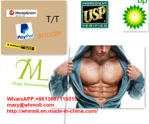 Testosterone Enanthate for Male Enhancement and Bodybuilding pictures & photos