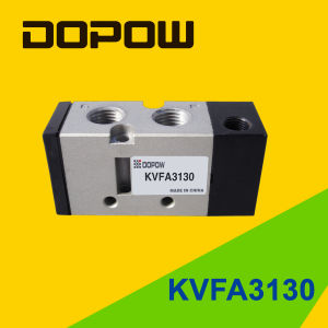 Vfa3130 Air Operated Solenoid Valve 5 Port SMC Type pictures & photos