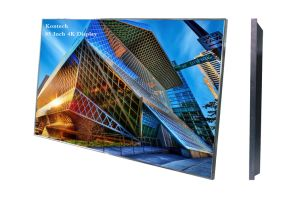 Large-Size Screen 4k Monitors with Equal Narrow Aluminum Frame Design pictures & photos