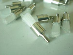 Dental Nylon Latch Flat Polishing Polisher Prophy White Colorful Brush pictures & photos