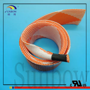 Expandable Polyester Braided Tubing Fishing Rod Cover pictures & photos