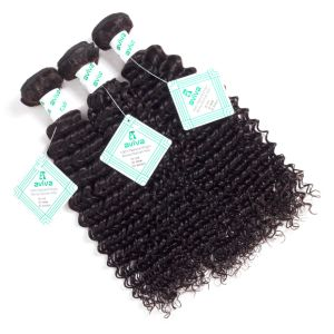 Top Quality 7A 100% Unprocessed Natural Virgin Remy Brazilian Human Hair pictures & photos