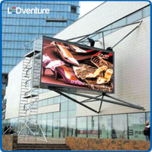 P16 Outdoor Full Front Service LED Screen for Advertising pictures & photos