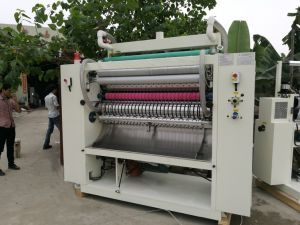 High Speed Glue Lamination N/Z Folding Paper Hand Towel Making Machine pictures & photos