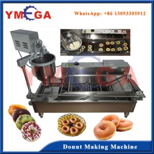 Mini Donut Making Machine with Counting Device pictures & photos