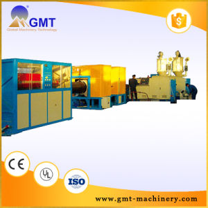 UHMW-PE Steel Wire Reinforced Pipe Plastic Product Extrusion Making Machine pictures & photos