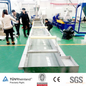 Color Functional White Masterbatch Twin Screw Extrusion Machine pictures & photos