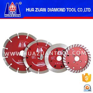 Hot Press Super Waved Turbo Diamond Cutting Saw Blade pictures & photos