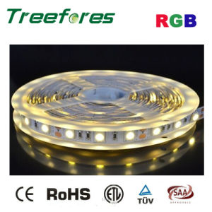 5050 LED Strip Light IP65 DC 12V 24V pictures & photos