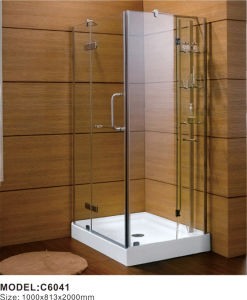 Simple Shower Room with Toilet pictures & photos