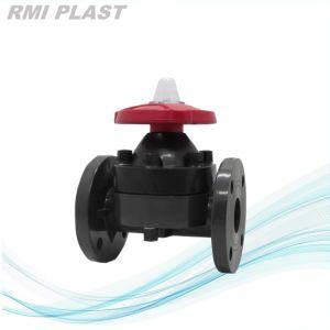 UPVC Plastic Diaphragm Valve by JIS 10k pictures & photos