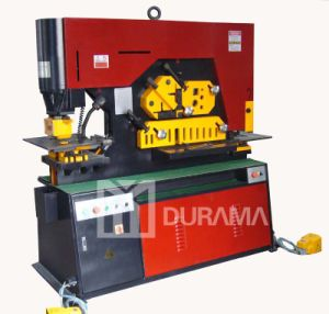 Multiple Punching Machine, Hydraulic Ironworker, Shearing Machine pictures & photos