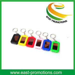 Multi-Color Variety LED Flashlight Keychain pictures & photos