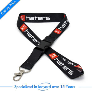 Promotional Heat Transfer Printed Neck Lanyard pictures & photos