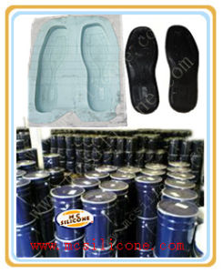 Shoe Sole Casting Liquid Silicone Rubber pictures & photos