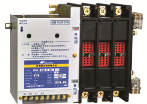 Automatic Mq2-250-3p 4p Transfer Switch pictures & photos