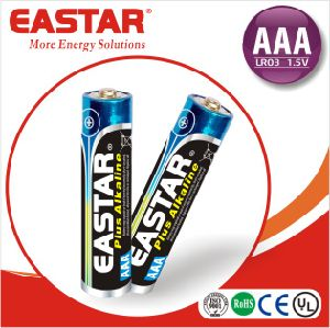 China Manufacturer Batteries Lr14 C Am2 1.5V Alkaline Battery with 19 Hours Discharge pictures & photos