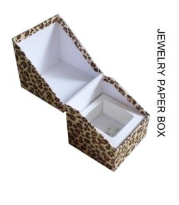 Small Jewelry Box/ Ring Box. /Necklace Box Accept Customized pictures & photos