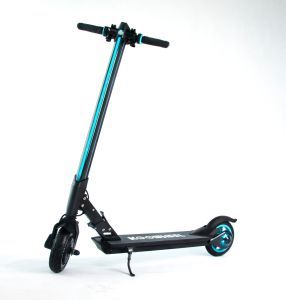 Koowheel 500W Folded Lithium Electric Kick Scooter with LED Light pictures & photos