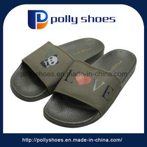 Vietnam Men Model Logo Branded Home Slipper pictures & photos