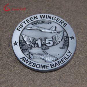 Supply Wholesale Cheap Custom Challenge Coin Souvenir pictures & photos