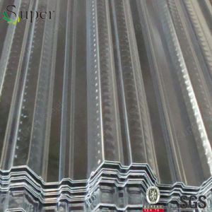 Metal Steel Sheet Galvanized Corrugated Metal Sheet for Deck Floor pictures & photos
